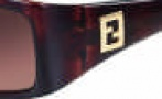 Fendi FS 5078 Logo Sunglasses Sunglasses - 238