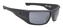 Spy Optic Dirk Sunglasses Sunglasses - Matte Black / Grey Lens