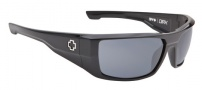 Spy Optic Dirk Sunglasses Sunglasses - Shiny Black / Grey Lens