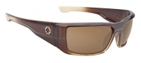 Spy Optic Dirk Sunglasses Sunglasses - Bronze Fade / Bronze Polarized Lens