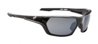 Spy Optic Quanta Sunglasses Sunglasses - Black Grey w/ Black Mirror