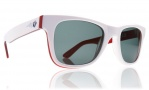 Electric Detroit Sunglasses Sunglasses - Fuego / Grey Lens