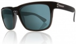 Electric Knoxville Sunglasses Sunglasses - Gloss Black / Grey Blue Visual Evolution Polarized Lens (ES09001665)