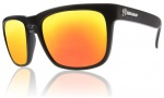 Electric Knoxville Sunglasses Sunglasses - Matte Black / Grey Fire Chrome Lens