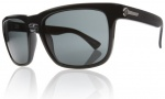 Electric Knoxville Sunglasses Sunglasses - Gloss Black / Grey Mineral Glass Polarized Lens