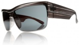 Electric Mutiny Sunglasses Sunglasses - Charcoal  / Grey Lens