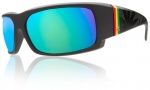 Electric Hoy Inc. Sunglasses Sunglasses - Tweed Camobis / Grey Green Chrome Lens 