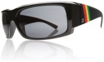 Electric Hoy Inc. Sunglasses Sunglasses - Tweed / Grey Lens 
