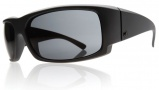 Electric Hoy Inc. Sunglasses Sunglasses - Matte Black / Grey Polycarbonate Polarized Lens 