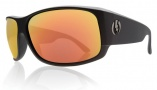 Electric Module Sunglasses Sunglasses - Matte Black / Grey Fire Chrome Lens