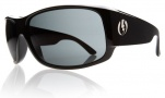 Electric Module Sunglasses Sunglasses - Gloss Black / Grey Polycarbonate Polarized Lens
