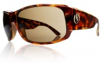 Electric Module Sunglasses Sunglasses - Tortoise Shell / Bronze Polycarbonate Polarized Lens