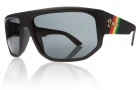 Electric BPM Sunglasses Sunglasses - Matte Black Tweed / Grey Lens
