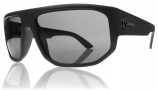 Electric BPM Sunglasses Sunglasses - Matte Black / Grey Lens