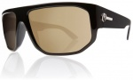 Electric BPM Sunglasses Sunglasses - Gloss Black / Bronze Mineral Glass Polarized Lens