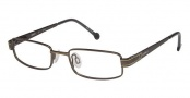 Esprit 17328 Eyeglasses Eyeglasses - 527 Olive Green 