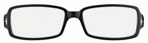 Tom Ford FT5185 Eyeglasses Eyeglasses - 001 Shiny Black
