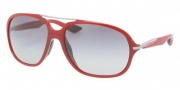 Prada Sport PS 07MS Sunglasses Sunglasses - ACM3M1 Bordeaux / Gray Gradient
