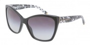 Dolce & Gabbana DG4111M Sunglasses Sunglasses - 18918G Black Gray Gradient 