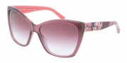 Dolce & Gabbana DG4111M Sunglasses Sunglasses - 19328H Fuxia Violet Gradient 
