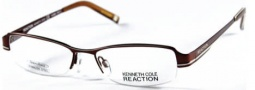 Kenneth Cole Reaction KC0696 Eyeglasses Eyeglasses - 049