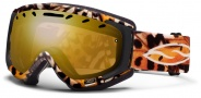 Smith Optics Phase Snow Goggles Goggles - Black Monarch / Gold Sensor Mirror