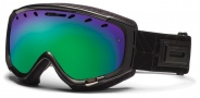 Smith Optics Phase Snow Goggles Goggles - Gunmetal Coven / Green Sol X Mirror