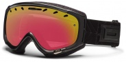 Smith Optics Phase Snow Goggles Goggles - Gunmetal Coven / Red Sensor Mirror