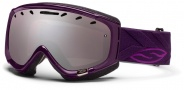 Smith Optics Phase Snow Goggles Goggles - Shadow Purple Riviera / Ignitor Mirror