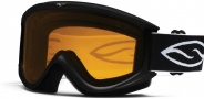 Smith Optics Cascade Classic Goggles Goggles - Black / Gold Lite 