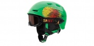 Smith Optics Galaxy / Cosmos Jr. Combo Pack Goggles Goggles - Irie Fader / RC36