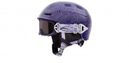 Smith Optics Galaxy / Cosmos Jr. Combo Pack Goggles Goggles - Violet Jolene / RC36