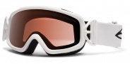 Smith Optics Sidekick Snow Goggles Goggles - White / RC36