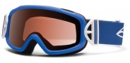 Smith Optics Sidekick Snow Goggles Goggles - Blue / RC36