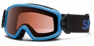 Smith Optics Sidekick Snow Goggles Goggles - Cyan Fader / RC36