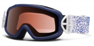 Smith Optics Sidekick Snow Goggles Goggles - Violet Jolene / RC36