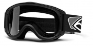 Smith Optics Junior MTB Series Snow Goggles Goggles - Black Clear AFC Lexan Lens