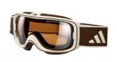 Adidas ID2 SKi Goggles A182  Goggles - Panna Cotta / LST Bright