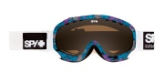Spy Optic Soldier Goggles - Bronze Lenses Goggles - Black / Bronze