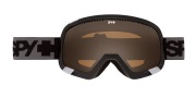 Spy Optic Platoon Goggles - Bronze Lenses Goggles - Black / Bronze