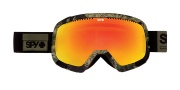 Spy Optic Platoon Goggles - Spectra Lenses Goggles - Special OPS / Bronze with Red Spectra