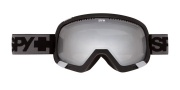 Spy Optic Platoon Goggles - Mirror Lenses Goggles - Black / Bronze with Silver Mirror