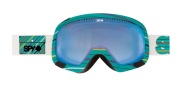 Spy Optic Platoon - Persimmon Lenses Goggles - Summer Stripes / Persimmon Contact
