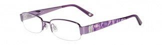 Bebe BB5028 Eyeglasses Eyeglasses - Purple