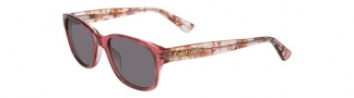 Bebe BB7035 Sunglasses Sunglasses - Rose / Grey Gradient