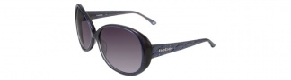 Bebe BB7026 Sunglasses Sunglasses - Indigo / Grey Gradient
