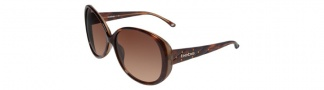 Bebe BB7026 Sunglasses Sunglasses - Tortoise / Brown Gradient