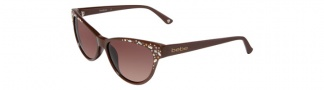Bebe BB7024 Sunglasses Sunglasses - Chocolate / Brown Gradient