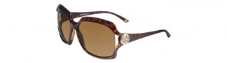 Tommy Bahama TB7015 Sunglasses Sunglasses - Tortoise / Brown Polarized