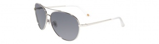 Tommy Bahama TB7012 Sunglasses Sunglasses - Silver / Grey Polarized
